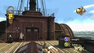 The Golden Compass Movie Game Walkthrough Part 4 (XBOX 360)