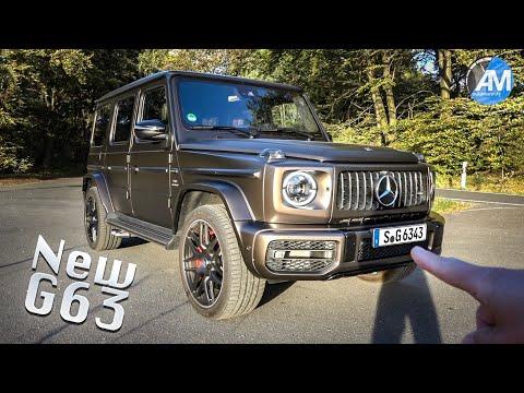 2019 Mercedes-AMG G63 - #AutomannTalks🇬🇧🇩🇪