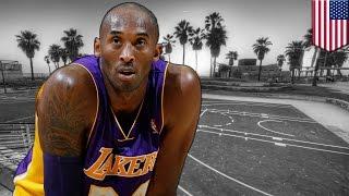 Kobe Bryant przechodzi na emeryturę po 20 latach pod koszem