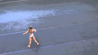Спортивная гимнастика, Алеся, III взрослый разряд, вольные