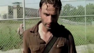 The Walking Dead ~ Disturbed ~ The Sound Of Silence