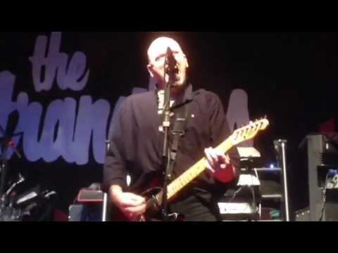 Stranglers live 27 March 2017