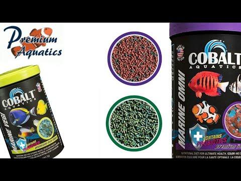Cobalt Aquatics Fish Food