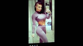 I have love and respect for Christy Mack.