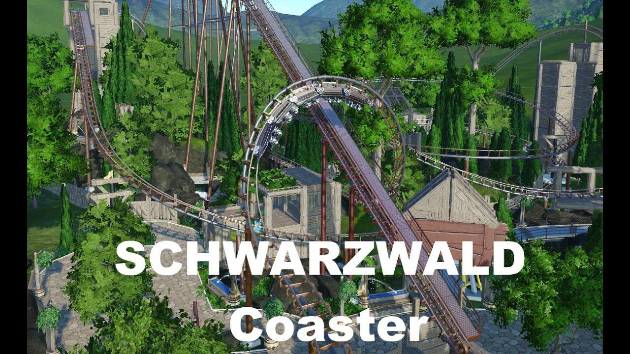 Planet Schwarzwald planet coaster schwarzwald coaster onride
