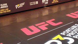 UFC 238 Open Workouts - LIVE