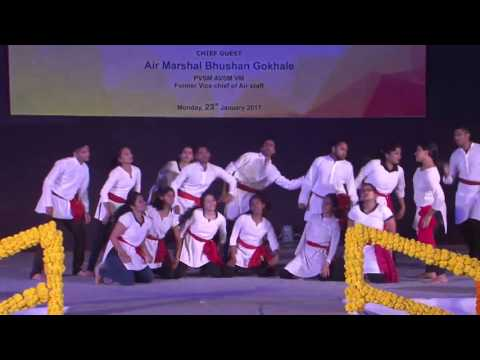 THE ENTC SHOW MIT Pune Cultural Event (Annual Gathering) 'Gandharva 2017'