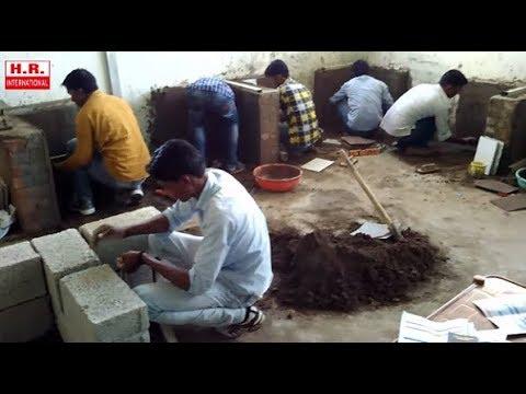 Interview Of Mason For Dubai   Sikar Rajasthan India   H.R. INTERNATIONAL