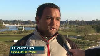 Entrevista Juan Alvarez(URY) - Termas de Rio Hondo Golf Club