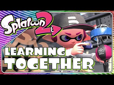 SHELL we get CLAM-petitive?! | Splatoon 2 Clam Blitz Update