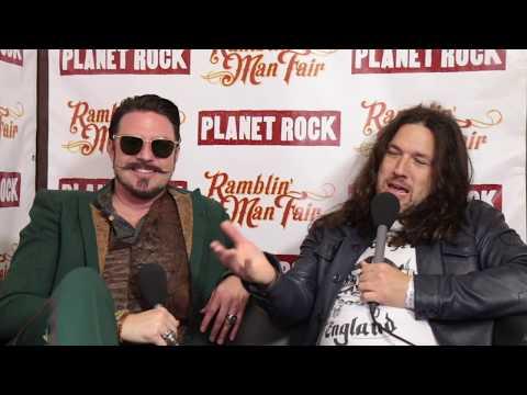 Rival Sons - Ramblin' Man Fair 2017 Interview