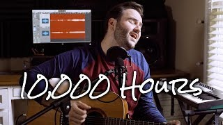 Gambar cover Dan + Shay, Justin Bieber - 10,000 Hours | Chaz Mazzota (LIVE Cover)
