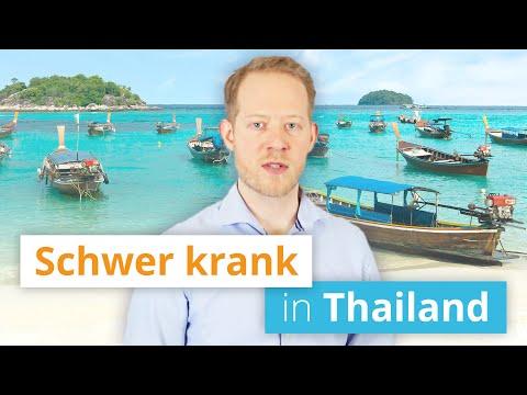 Schwer Krank In Thailand - Warum Die Auslands-Reisekrankenversicherung So Wichtig Ist