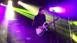 Mr Big live at Eatons Hill Hotel, Brisbane, Queensland, 1 June 2018...