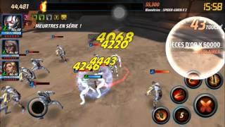 Boonz Loki Future Fight - Alliance Combat Speed -107k