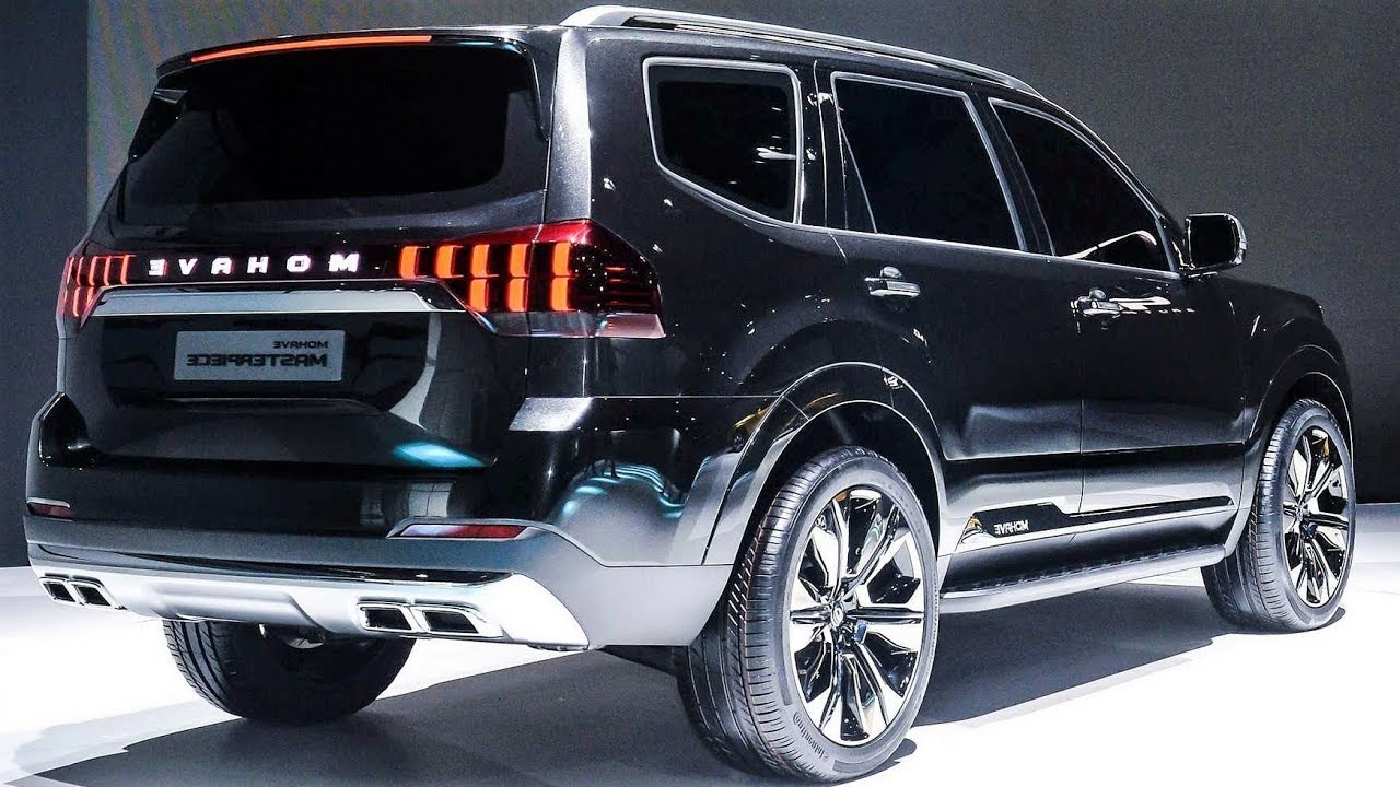2020 Kia Mohave Is The Best And The Biggest Kia Suv Kia Mohave Details Youtube