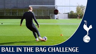 Ball In The Bag Challenge - Vertonghen Attempts A Rabona | Spurs TV
