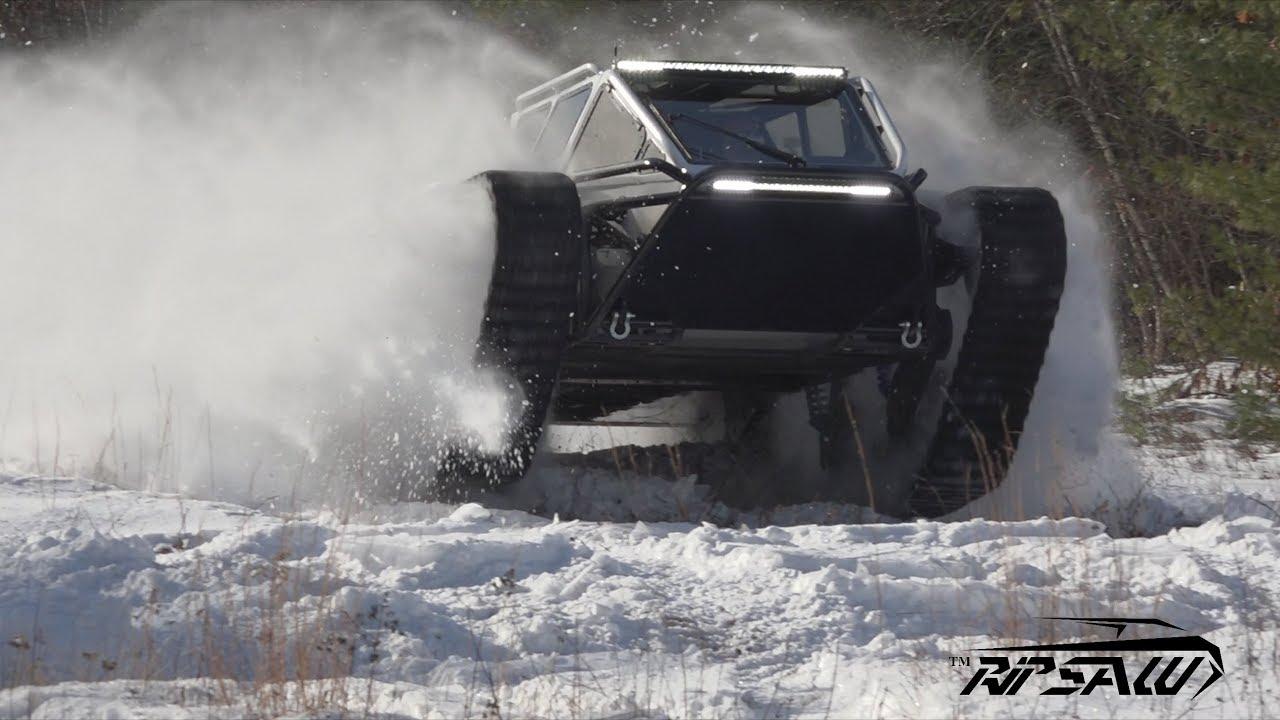 Ripsaw Extreme Vehicle Luxury Super Tank - Ripsaw Luxury