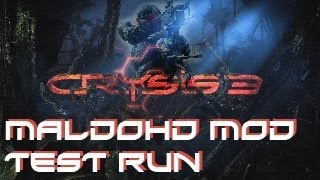 Crysis 3 (PC) - MaldoHD Mod Test Run | 1080p MAXIMUM HD