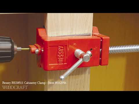 The Bessey Cabinetry Clamp at Woodcraft