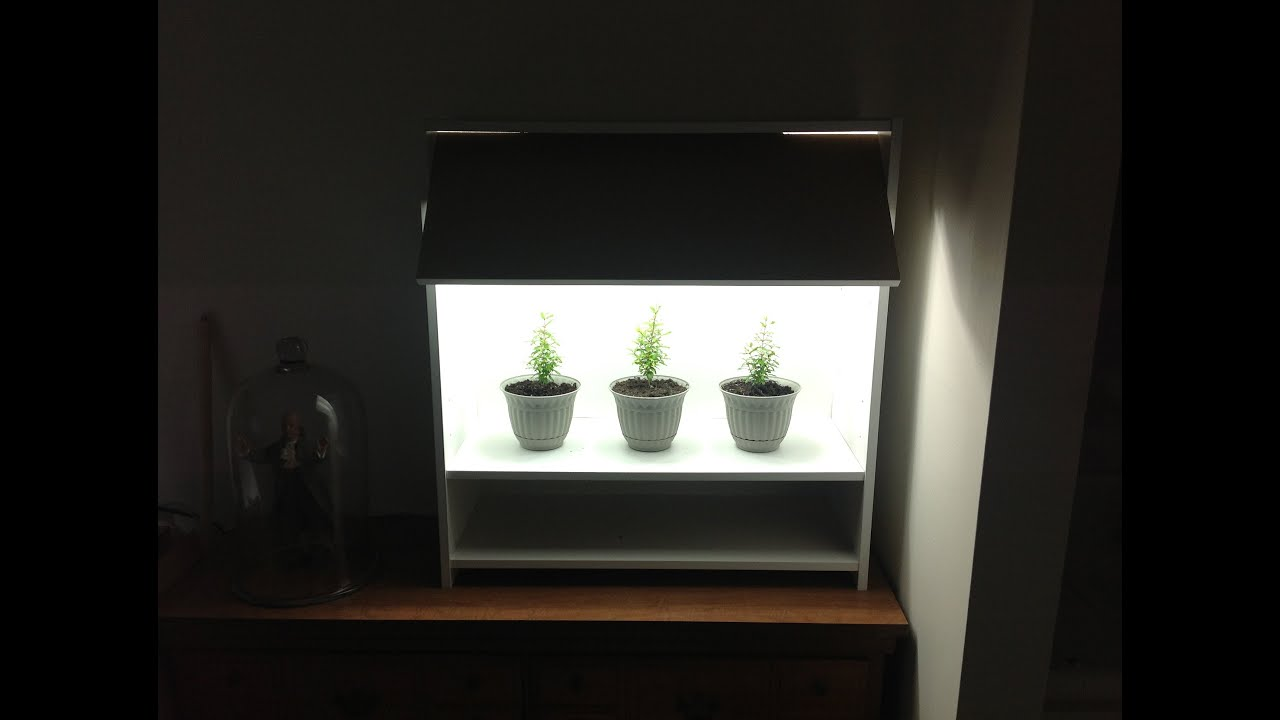 Diy Indoor Grow Box For 30 Part 1 Of 2