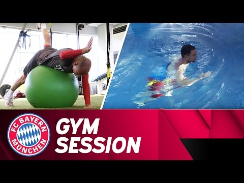 Fitness-Sessions - Behind the Scenes | Doha 2017