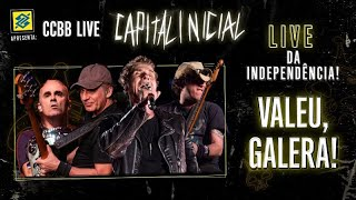 CAPITAL INICIAL | LIVE DA INDEPENDÊNCIA
