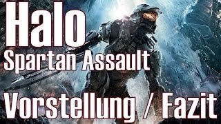 Halo: Spartan Assault ★ Vorstellung & Fazit ★ PC Gameplay [Deutsch/HD]