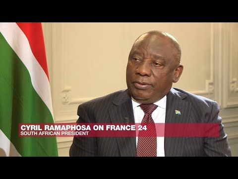 South African president: The situation in Gaza 'brings back terrible memories of apartheid'