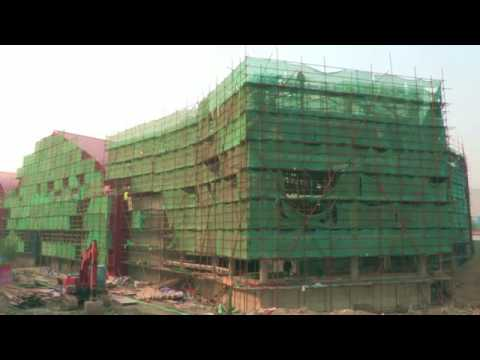 Yuz Museum - Shanghai construction documentary video