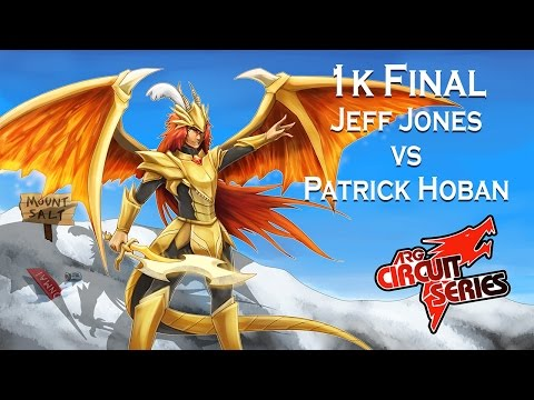 ARGCS Providence 1k Final Round Jeff Jones vs Patrick Hoban