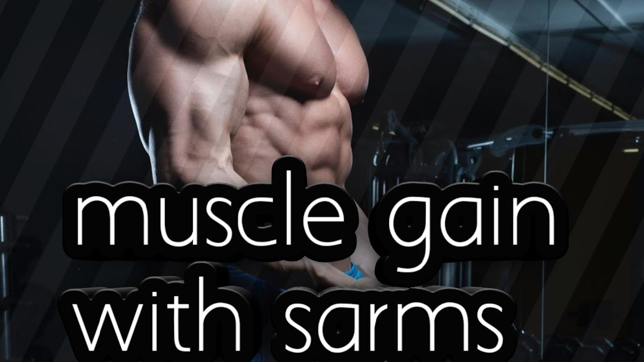 what is sarms - YouTube