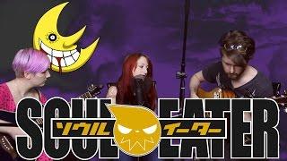 Soul Eater OP 2 : Paper Moon [ Live Acoustic Cover ]