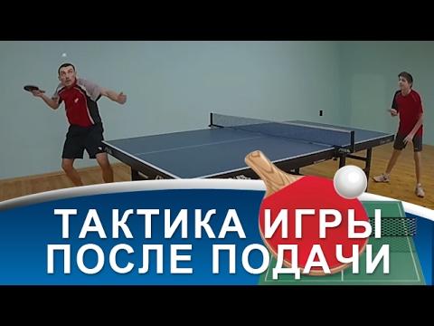 Стратегии по теннису