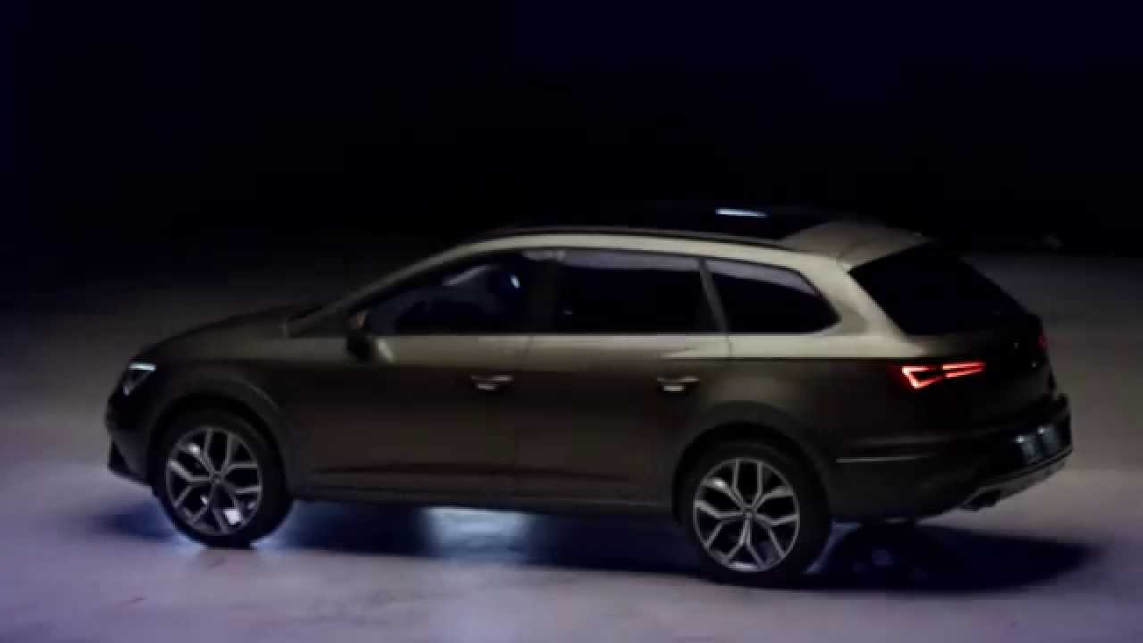 new 2014 seat leon st x perience experience bartletts seat youtube. Black Bedroom Furniture Sets. Home Design Ideas