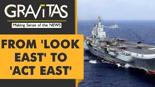 Gravitas: Indian warships iฑ the South China Sea