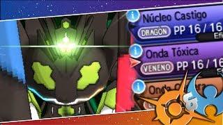 Gambar cover ¡ZYGARDE COMPLETO ATACANTE ESPECIAL! Pokémon Sol y Luna: COMBATE!