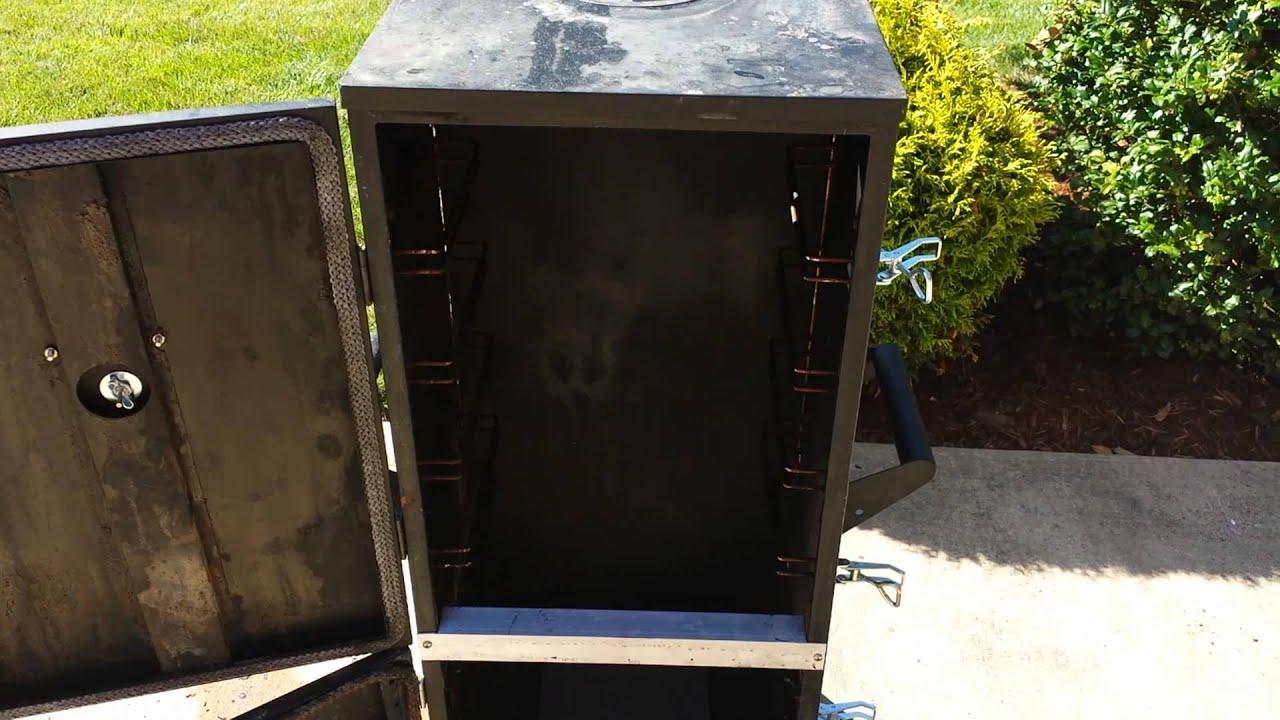Landmann Cabinet Smoker Mods