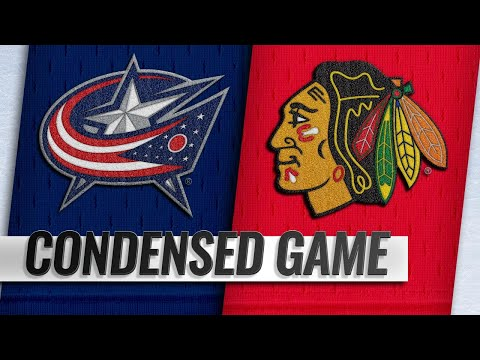 09/29/18 Condensed Game: Blue Jackets @ Blackhawks