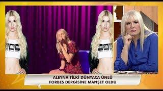 Aleyna Tilki, dünyaca ünlü dergiye neden manşet oldu? Neler Oluyor Hayatta?