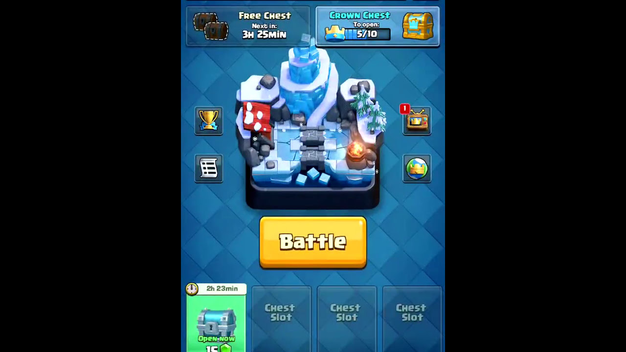 Welcome to my channel and first clash royale video! $50 amazon gift card  giveaway