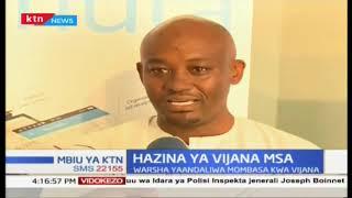 Ukosefu wa ajira: Vijana Mombasa waonyesha ubunifu wao kupitia teknolojia