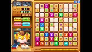 Game Sudoku - Trò chơi Sudoku online hay nhất 2016