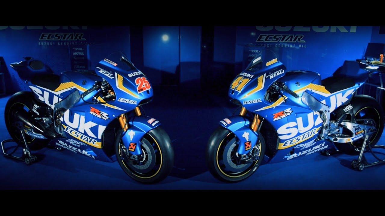 Suzuki launch 2016 MotoGP™ Campaign - YouTube