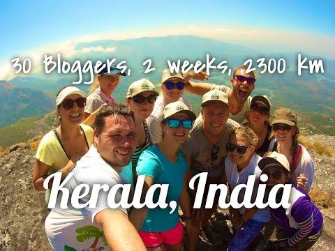 Epic Travel Blogger Trip to India - #KeralaBlogExpress