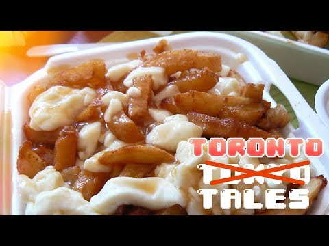 TORONTO TALES - Poutine and Duck Rescue (Simon and Martina Podcast Episode 7)
