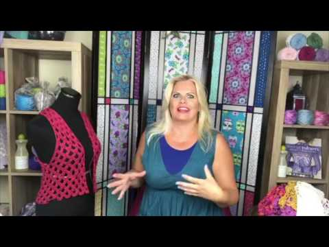 Facebook Live Recording 062217: Sneak Peek of New Patterns Coming Soon and a few styling hacks
