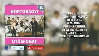 ✮ Hortobágyi Ötösfogat ~ Lakodalmas nóták 5. (teljes album) thumbnail