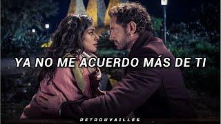 Telenovela Te Acuerdas de Mí Canción Principal // Letra ♡.