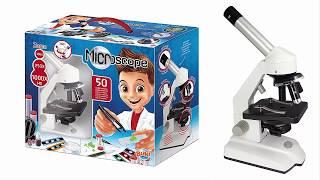BUKI France MR600 Mikroskop 50 Experimente - Mikroskop Test 2017 - Bestes Mikroskop für Kinder?